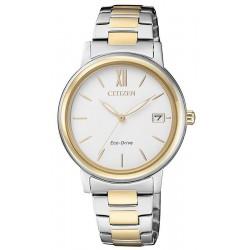 Comprar Reloj Citizen Mujer Lady Eco-Drive FE6094-84A