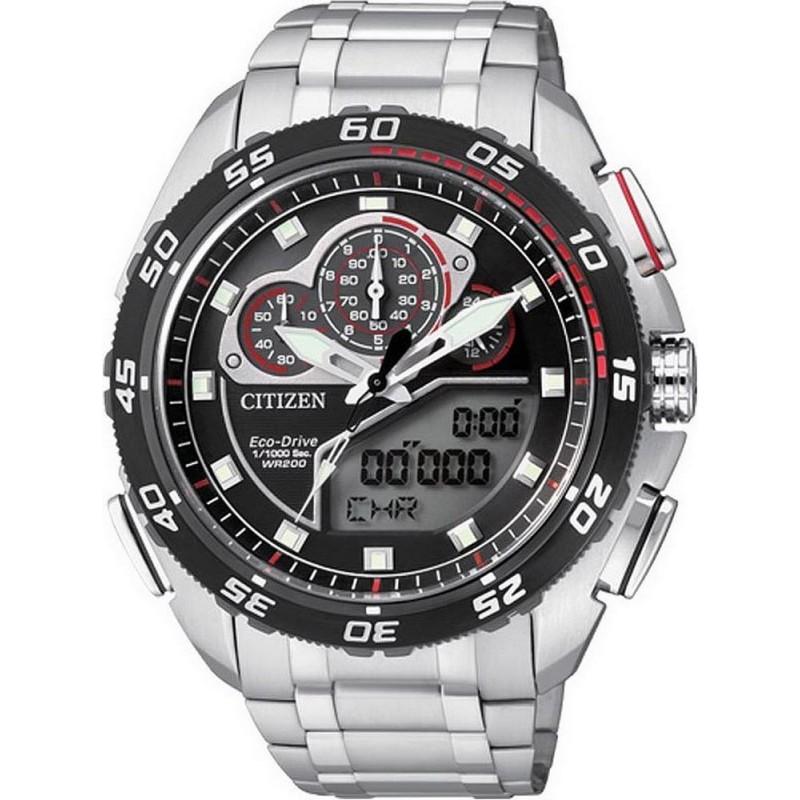 e42bcb38786 Reloj Hombre Citizen Promaster Millesimo Crono Eco-Drive JW0124-53E ...