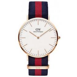 Comprar Reloj Hombre Daniel Wellington Classic Oxford 40MM DW00100001