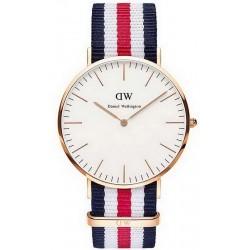 Comprar Reloj Hombre Daniel Wellington Classic Canterbury 40MM DW00100002