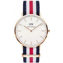 Reloj Hombre Daniel Wellington Classic Canterbury 40MM DW00100002