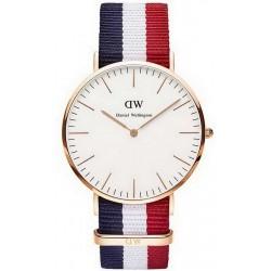 Comprar Reloj Hombre Daniel Wellington Classic Cambridge 40MM DW00100003