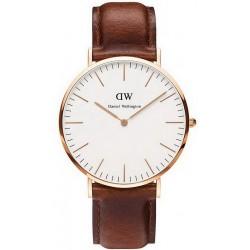Comprar Reloj Hombre Daniel Wellington Classic St Mawes 40MM DW00100006