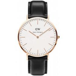 Comprar Reloj Hombre Daniel Wellington Classic Sheffield 40MM DW00100007