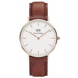 Comprar Reloj Unisex Daniel Wellington Classic St Mawes 36MM DW00100035