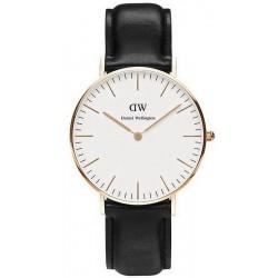 Comprar Reloj Unisex Daniel Wellington Classic Sheffield 36MM DW00100036