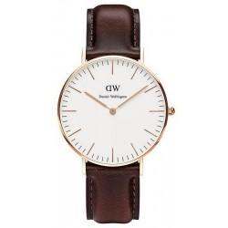 Comprar Reloj Unisex Daniel Wellington Classic Bristol 36MM DW00100039