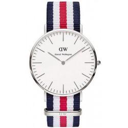 Comprar Reloj Unisex Daniel Wellington Classic Canterbury 36MM DW00100051