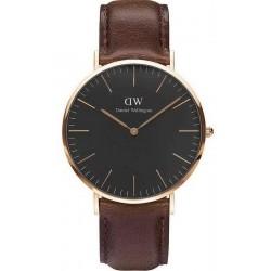 Reloj Hombre Daniel Wellington Classic Black Bristol 40MM DW00100125