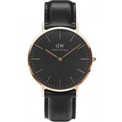 Reloj Hombre Daniel Wellington Classic Black Sheffield 40MM DW00100127
