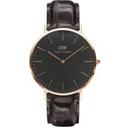 Reloj Hombre Daniel Wellington Classic Black York 40MM DW00100128