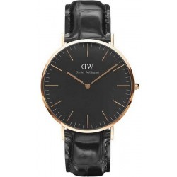 Comprar Reloj Hombre Daniel Wellington Classic Black Reading 40MM DW00100129