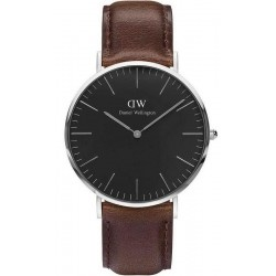 Comprar Reloj Hombre Daniel Wellington Classic Black Bristol 40MM DW00100131