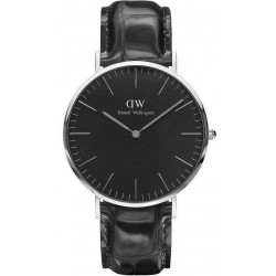 Comprar Reloj Hombre Daniel Wellington Classic Black Reading 40MM DW00100135