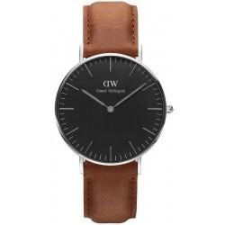 Comprar Reloj Unisex Daniel Wellington Classic Black Durham 36MM DW00100144