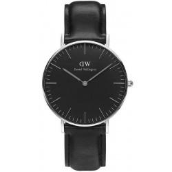 Comprar Reloj Unisex Daniel Wellington Classic Black Sheffield 36MM DW00100145