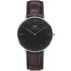 Comprar Reloj Unisex Daniel Wellington Classic Black York 36MM DW00100146
