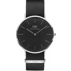 Reloj Hombre Daniel Wellington Classic Black Cornwall 40MM DW00100149