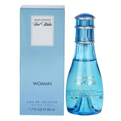 Perfume Mujer Davidoff Cool Water Eau de Toilette EDT 50 ml