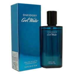 Perfume Hombre Davidoff Cool Water Eau de Toilette EDT 125 ml