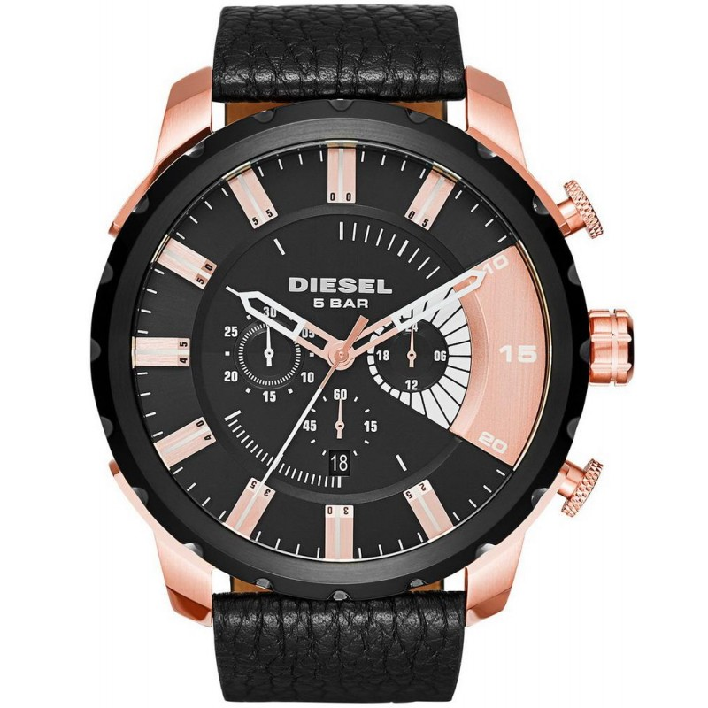 6699ce085e07 Reloj Hombre Diesel Stronghold DZ4347 Cronógrafo - Crivelli Shopping