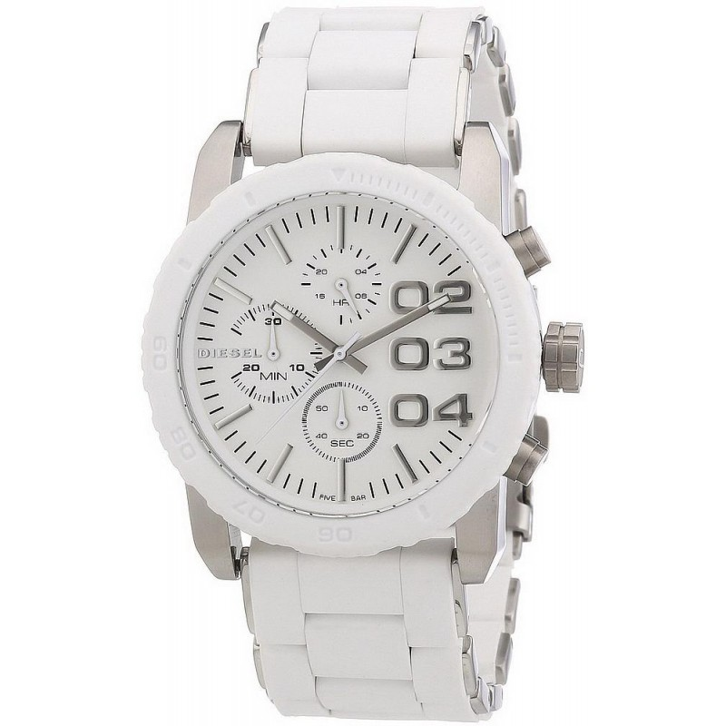 f8c2006c9405 Reloj Diesel Mujer Double Down DZ5306 Cronógrafo - Crivelli Shopping