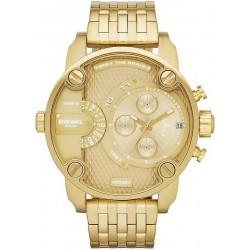 Reloj Hombre Diesel Little Daddy DZ7287 Cronógrafo Dual Time