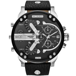 Reloj Hombre Diesel Mr. Daddy DZ7313 Cronógrafo 4 Zonas Horarias