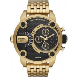 Reloj Hombre Diesel Little Daddy DZ7412 Cronógrafo Dual Time