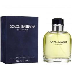 Perfume Hombre Dolce & Gabbana Pour Homme Eau de Toilette EDT 125 ml