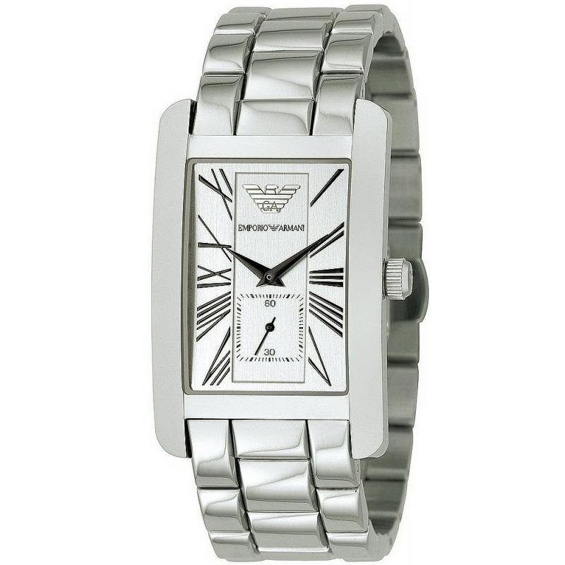9481f61b0187 Reloj Hombre Emporio Armani Classic AR0145 - Crivelli Shopping