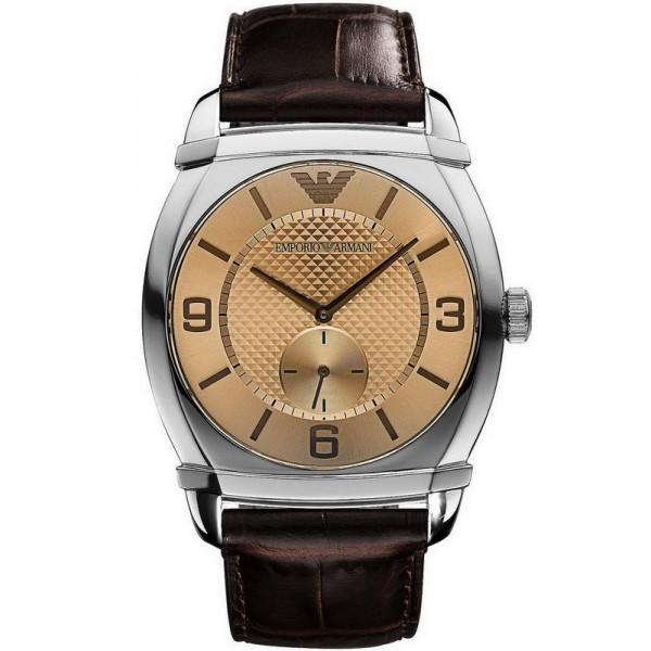 e4f8b913534d Reloj Hombre Emporio Armani Carmelo AR0338 - Crivelli Shopping