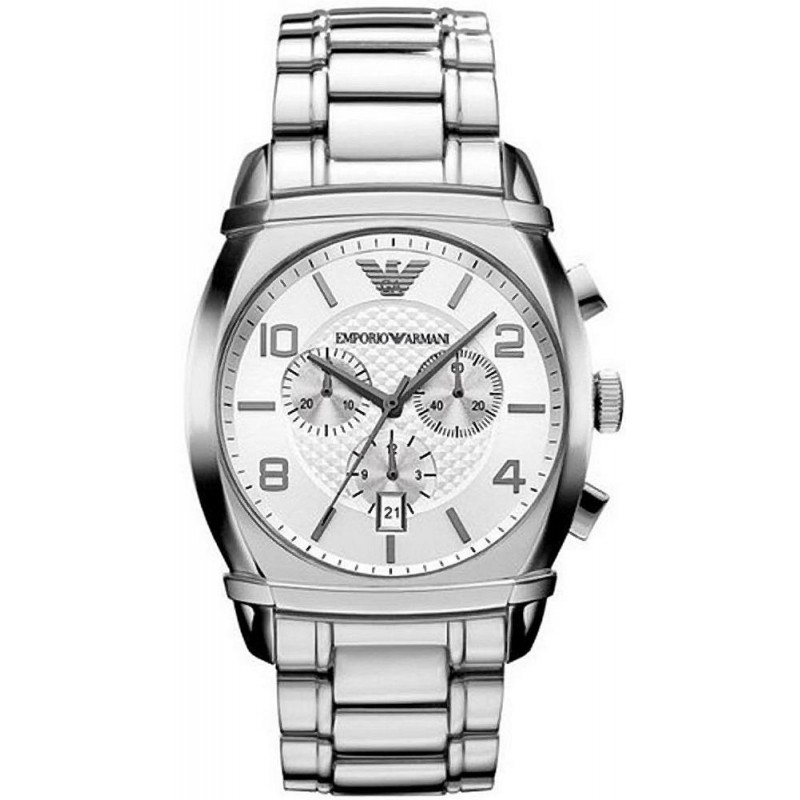 767cb6ec2555 Reloj Hombre Emporio Armani Carmelo AR0350 Cronógrafo. -12% Comprar ...