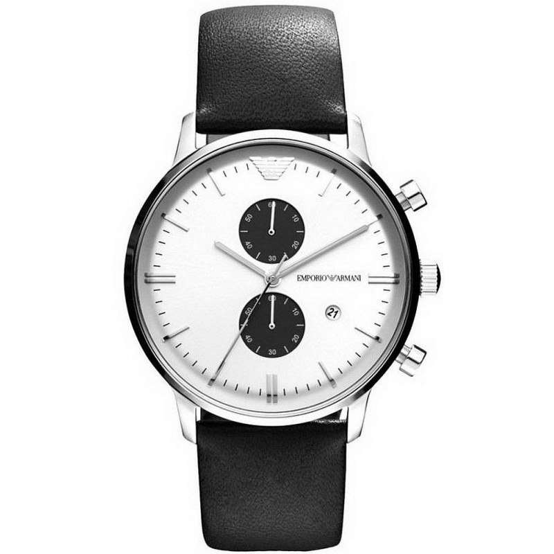 d07bb207e0e8 Reloj Hombre Emporio Armani Gianni AR0385 Cronógrafo - Crivelli Shopping