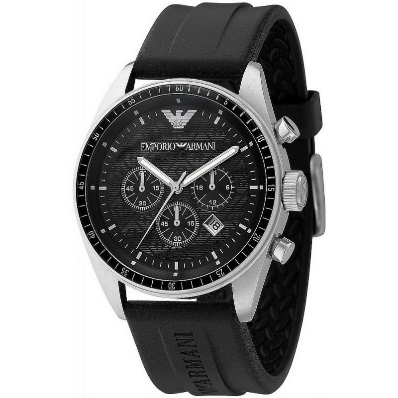 261498c022 Reloj Hombre Emporio Armani AR0527 Cronógrafo - Crivelli Shopping