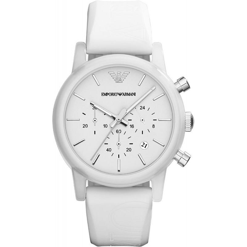 12e4f13bf1ab Reloj Unisex Emporio Armani Luigi AR1054 Cronógrafo - Crivelli Shopping