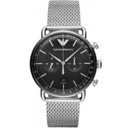 Comprar Reloj Hombre Emporio Armani Aviator AR11104 Cronógrafo