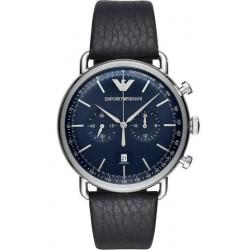 Comprar Reloj Hombre Emporio Armani Aviator AR11105 Cronógrafo