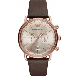 Comprar Reloj Hombre Emporio Armani Aviator AR11106 Cronógrafo