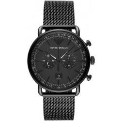 Comprar Reloj Hombre Emporio Armani Aviator AR11264 Cronógrafo