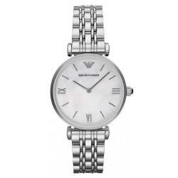 Comprar Reloj Mujer Emporio Armani Gianni T-Bar AR1682 Madreperla