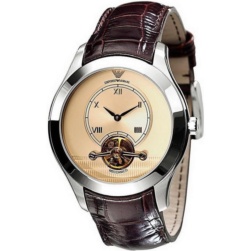 875d5e7641b4 Reloj Hombre Emporio Armani AR4638 Mecánico Automático - Crivelli ...