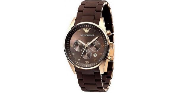 bfed3c8c7e52 Reloj Hombre Emporio Armani Tazio AR5890 Cronógrafo - Crivelli Shopping