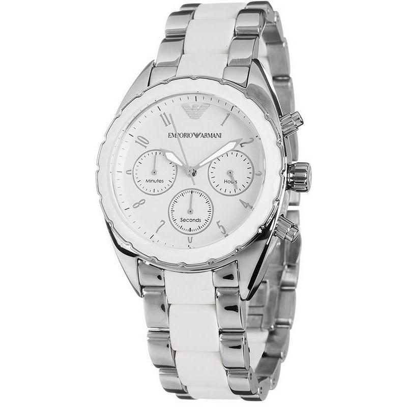 c98c345e7652 Reloj Mujer Emporio Armani Sportivo AR5940 Cronógrafo - Crivelli ...