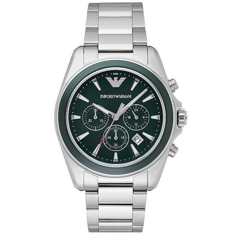 9c9afb95f164 Reloj Hombre Emporio Armani Sigma AR6090 Cronógrafo - Crivelli Shopping