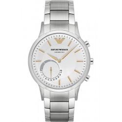 Comprar Reloj Hombre Emporio Armani Connected Renato ART3005 Hybrid Smartwatch