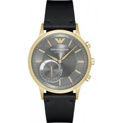 cb688a14e7c1 Reloj Hombre Emporio Armani Connected Renato ART3006 Hybrid Smartwatch