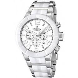 Comprar Reloj Hombre Festina Ceramic F16576/1 Cronógrafo Quartz