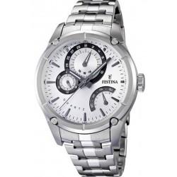 Reloj Hombre Festina Elegance F16669/1 Multifunción Quartz