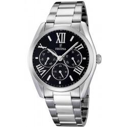Reloj Hombre Festina Elegance F16750/2 Multifunción Quartz